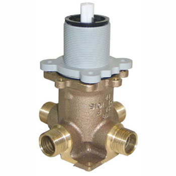 Price Pfister 0X8-310A Single Control Pressure Balancing Valve - Less Stops