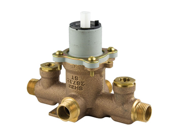 Price Pfister 0X8-340A Single Control Pressure Balancing Valve - with Stops