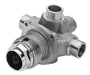 Price Pfister 0X9-110A Single Control Mixing Valve - Less Stops