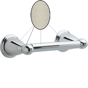 Price Pfister BPH-C0CK Toilet Tissue Holder Brushed Nickel/Chrome