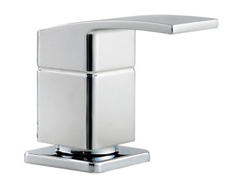 Price Pfister HHL-DFXK Kenzo Large Lever Handles Brushed Nickel (Pictured in Chrome)