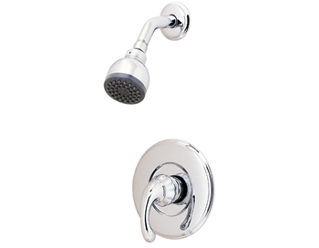Price Pfister R89-7DC0 Treviso Single Handle Shower Trim Chrome