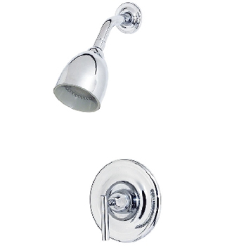 Price Pfister R89-7NC0 Contempra Single Handle Shower Trim Chrome