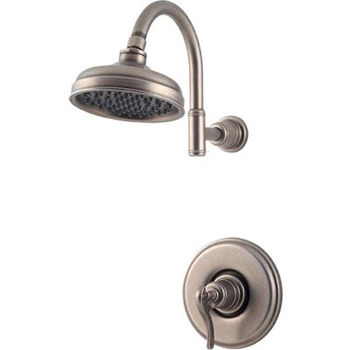 Price Pfister R89-7YPE Ashfield Single Handle Shower Trim Rustic Pewter