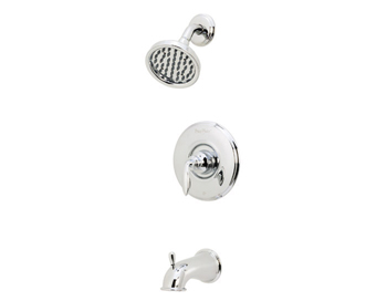 Price Pfister R89-8CBC Avalon Single Handle Tub/Shower Trim Chrome