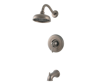 Price Pfister R89-8MBE Marielle Single Handle Tub/Shower Trim Rustic Pewter