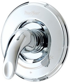 Price Pfister SGL-A0VC Parisa Single Lever Handle Chrome