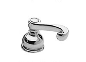 Price Pfister SGL-BFKK Georgetown Single French Lever Handle Brushed Nickel (Pictured in Chrome)