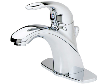 Price Pfister T42-AMFC Parisa Single Handle Centerset Lavatory Faucet Chrome