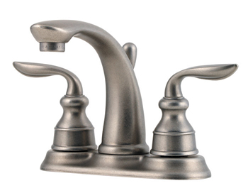 Price Pfister GT48-CB0E Avalon Two Handle Centerset Lavatory Faucet Rustic Pewter