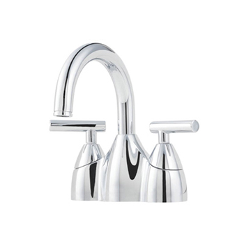 Price Pfister GT48-NC00 Contempra Two-Handle Centerset Lavatory Faucet Chrome