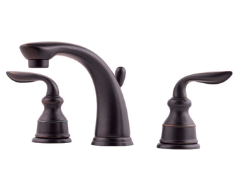 Price Pfister GT49-CB0Y Avalon Two Handle Widespread Lavatory Faucet Tuscan Bronze