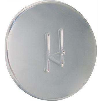Price Pfister 941-330A Hot ABS Button .843  - Polished Chrome