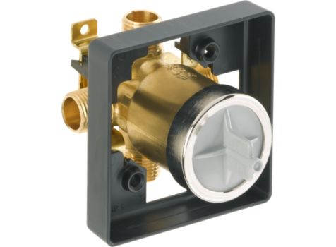Delta R10000-UN MultiChoice Universal Tub and Shower Valve Body - Universal Inlets/Outlets