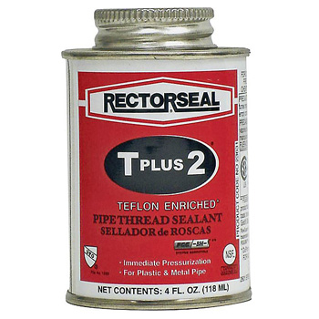 Rectorseal T Plus 2 Enriched Pipe Thread Sealant 1 4