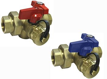 Red and White Valve Corporation 3420RAB 3/4