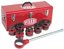 Reed R12NPT-6 Drophead and Threader Set
