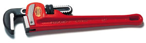 Ridgid 31005 #8 Heavy-Duty Straight Pipe Wrench