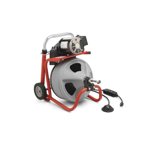 Ridgid 24853 #K-400 Drain Cleaning Drum Machine with C-32 IW