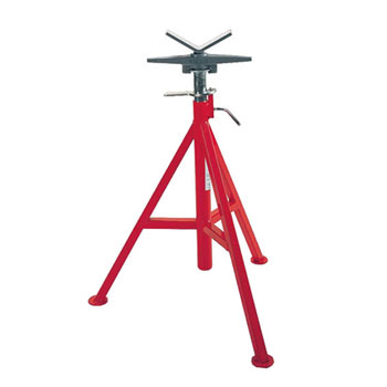 Ridgid 56662 #VJ-99 V Head High Pipe Stand