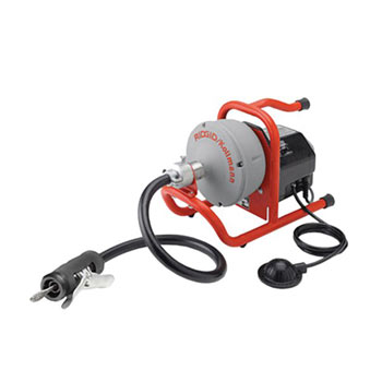 Ridgid 71722 #K-40AF Dual Feed Drain Cleaning Sink Machine