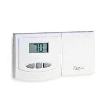 Robertshaw 9405 Digital Nonprogrammable Thermostat (1 Heat)