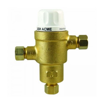 Sharkbite Hg145 Thermostatic Mixing Valve With Compression