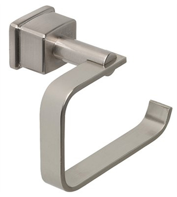 Belle Foret PH400SN Euro Tissue Holder - Satin Nickel