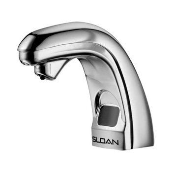 Sloan ESD-300-P Sensor Activated Electronic Soap Dispenser - Chrome
