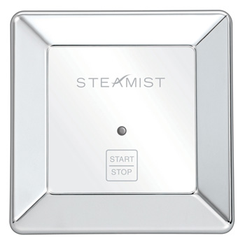 Steamist SMC-120-PC On/Off Timer Control - Polished Chrome