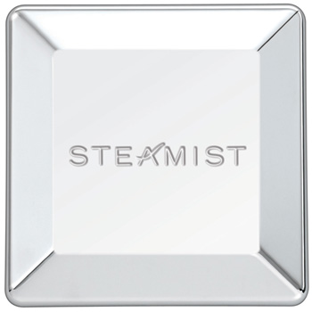 Steamist 3199-BN Steamhead - Brushed Nickel (Pictured in Chrome)