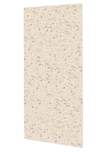 Swanstone SS-4896-1-040 Single Shower Wall Panel - Bermuda Sand
