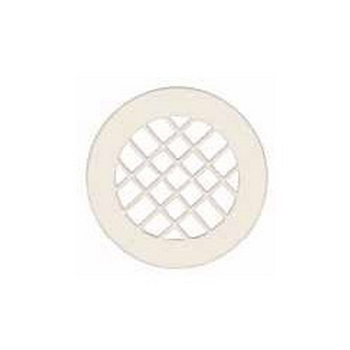 Swanstone DC-MD-018 Fit-Flo Metal Drain Cover - Bisque