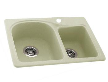 Swanstone Sinks : Swanstone KSDB-3322-037 Swanstone Classics 33