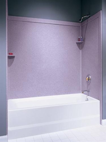 Swanstone Ssit 60 3 011 Tub Wall Kit Tahiti White