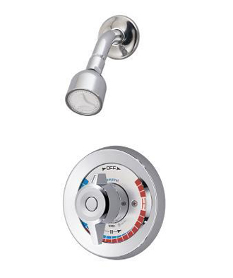 Symmons  BP-56-1-TRM Temptrol Shower Trim - Chrome