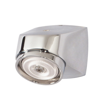 Symmons 4-151 Showerhead (Institutional Type) - Chrome