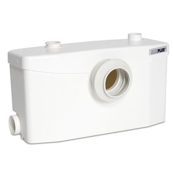 Saniflo 002 Saniplus Macerating Pump - White