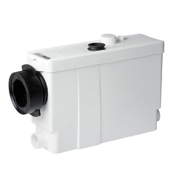Saniflo 011 Sanipack Macerating Pump For In Wall Frame System - White
