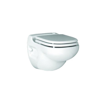 Saniflo 012 Sanistar Wall Hung Macerating Toilet Complete With Carrier - White