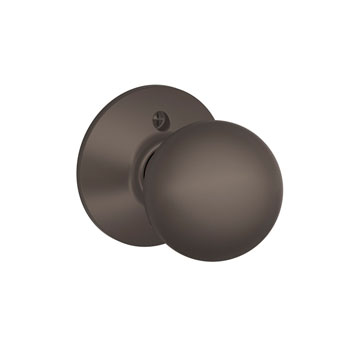 Schlage F170 ORB 613 Orbit Decorative Trim Knob - Oil Rubbed Bronze