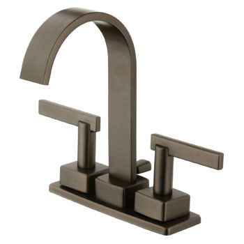 Belle Foret L450ORB Lavatory Minispread Faucet - Oil Rubbed Bronze