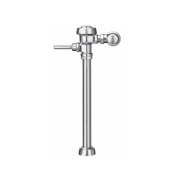 Sloan 117 Royal Flushometer Manual Flush Valve - Chrome