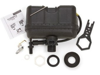Sloan M-101526-F3CK Flushmate FM III 503 Series for Two-Piece Crane Pressure-Assist Change-Out Kit
