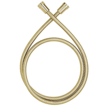 Speakman VS-152-PB 5' Metal Shower Hose - Polished Brass