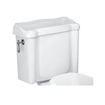 St Thomas Creations 6119.028.01 Arlington Two Piece Toilet Tank Only - White