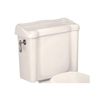 St Thomas Creations 6119.028.06 Arlington Two Piece Toilet Tank Only - Balsa