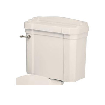St Thomas Creations 6123.028.06 Neo-Venetian Two Piece Toilet Tank Only - Balsa