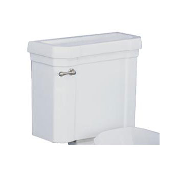 St. Thomas Creations 6125.028.01 Richmond Two Piece Toilet Tank Only - White