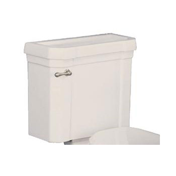 St. Thomas Creations 6125.028.06 Richmond Two Piece Toilet Tank Only - Balsa